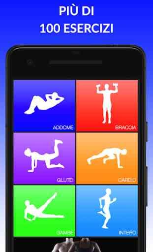 Esercizi Giornalieri - Routine di esercizi fitness 2