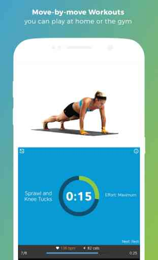 Personal Trainer: workout app! 1
