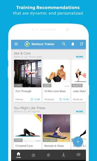 Personal Trainer: workout app! 3