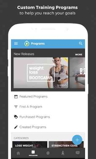 Personal Trainer: workout app! 4