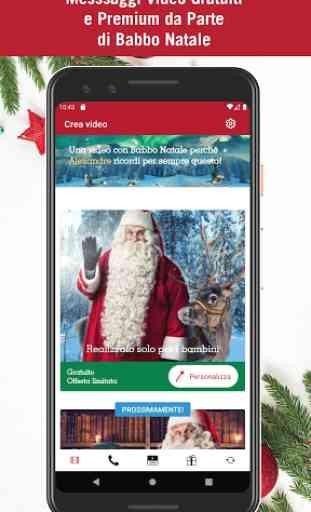 PNP–Polo Nord Portatile™ messaggi da Babbo Natale 1