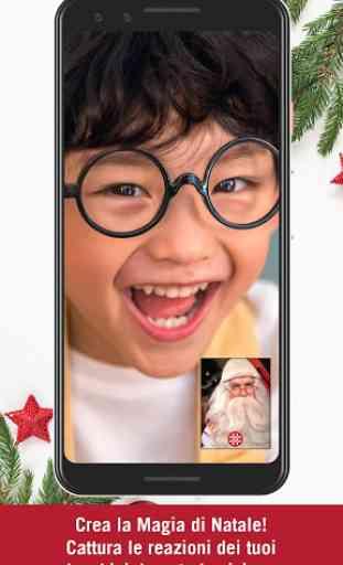 PNP–Polo Nord Portatile™ messaggi da Babbo Natale 2