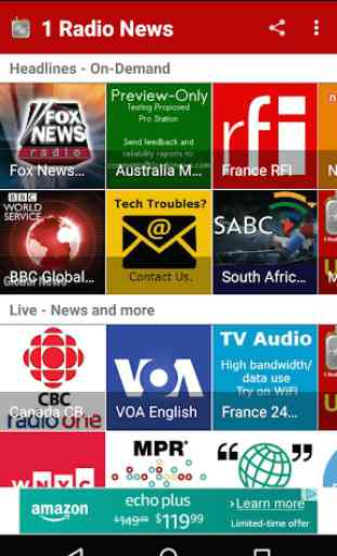 1 Radio News - Hourly, Podcasts, Live News 2