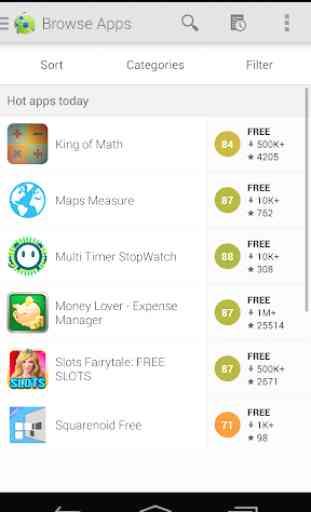 AppBrain App Market 2