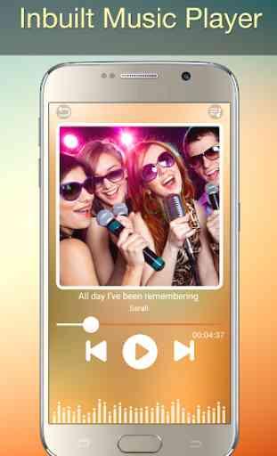 Audio MP3 Cutter Mix Converter and Ringtone Maker 2