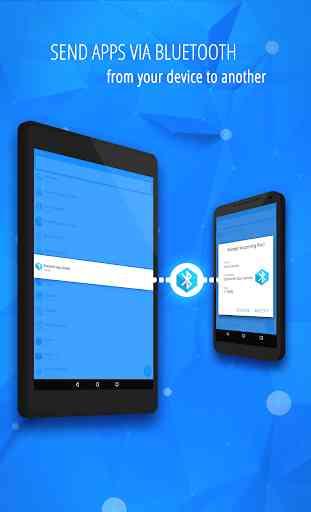 Bluetooth App Sender 3