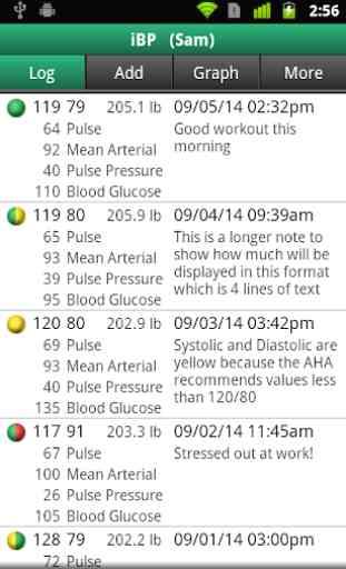 iBP Blood Pressure 1