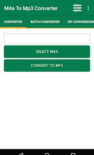 M4a To Mp3 Converter 1