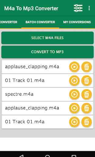 M4a To Mp3 Converter 2