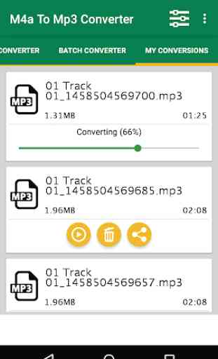 M4a To Mp3 Converter 4