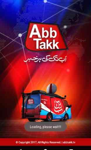 AbbTakk News 1