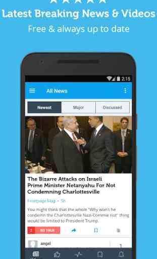 Israel & Middle East News 1
