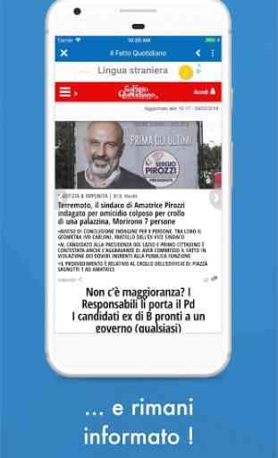 Quotidiani e Giornali Italiani - Italia Notizie 4