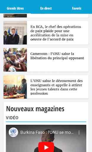 UN News Reader 3