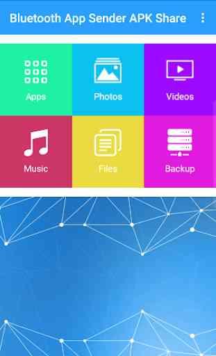 Bluetooth App Sender APK Share 1
