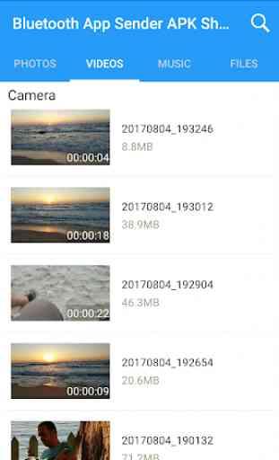 Bluetooth App Sender APK Share 4