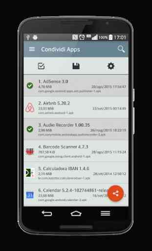 Condividi Apps 2