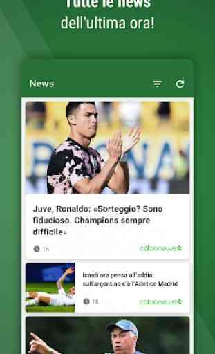 GoalAlert Calcio Risultati in Diretta Serie A 4