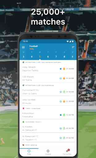SportEventz - Live sport on TV 2