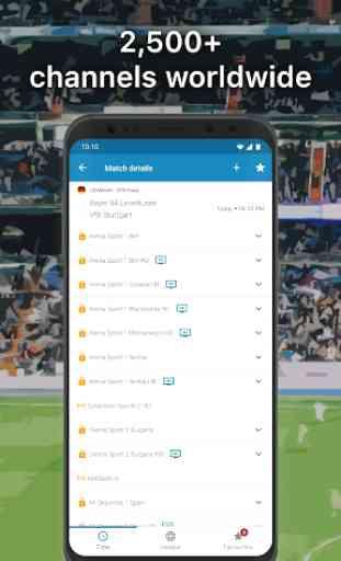 SportEventz - Live sport on TV 3