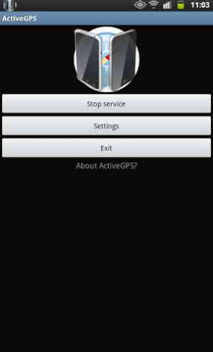 ActiveGPS -  GPS booster 1
