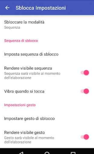 Blocco App -nascondere le foto 3