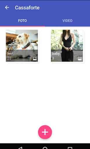 Blocco App -nascondere le foto 4
