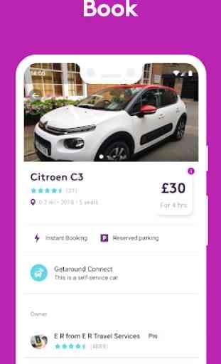 Getaround Europe (Drivy): Car Hire & Carsharing 3