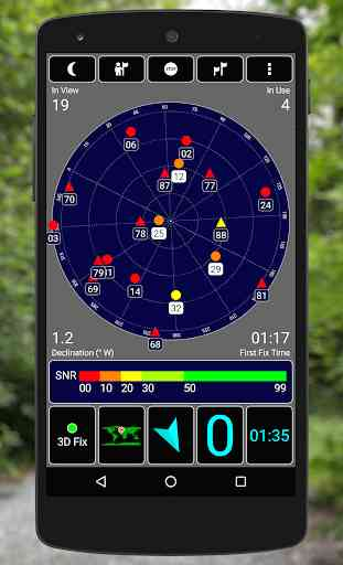GPS Test 3
