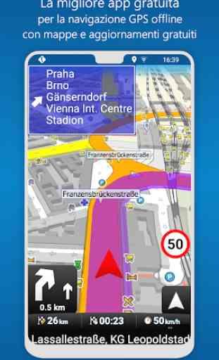 MapFactor GPS Navigation Maps 1