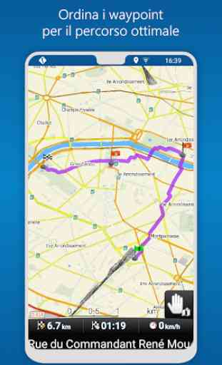 MapFactor GPS Navigation Maps 3