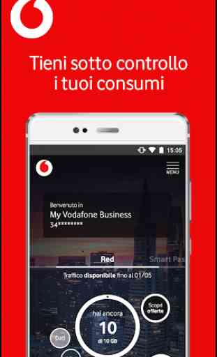My Vodafone Business 1