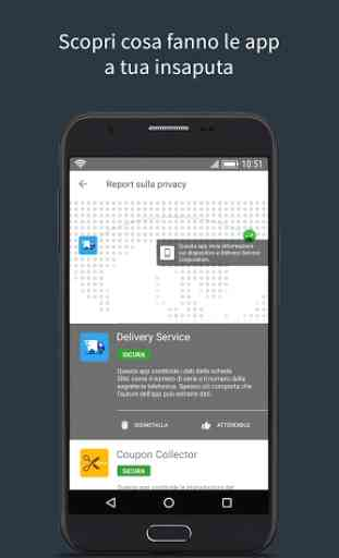 Norton Mobile Security con antivirus 4