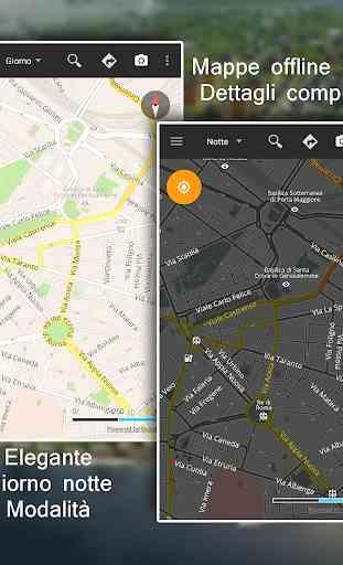 Offline Map Navigation 1