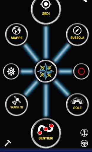 Polaris Sistema di navigazione 1