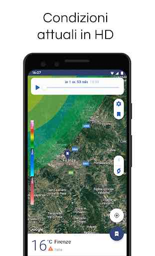 Previsioni Meteo & Radar Live 2