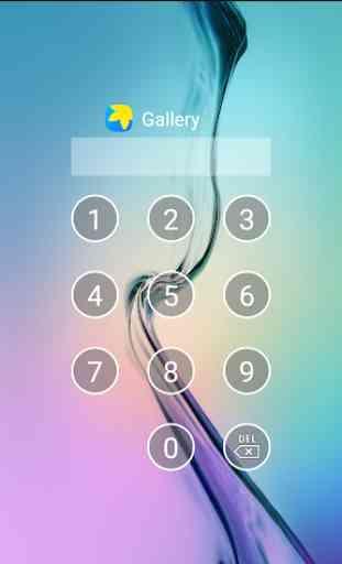 Protezione blocco App 2