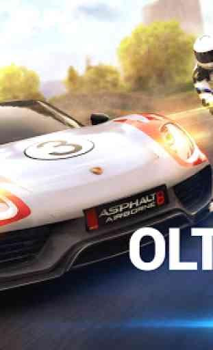 Asphalt 8: Airborne - Real Top Car Racing Game 2