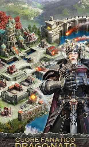 Clash of Kings-New Crescent Civilization 4