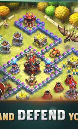 Clash of Lords: Guild Castle 1