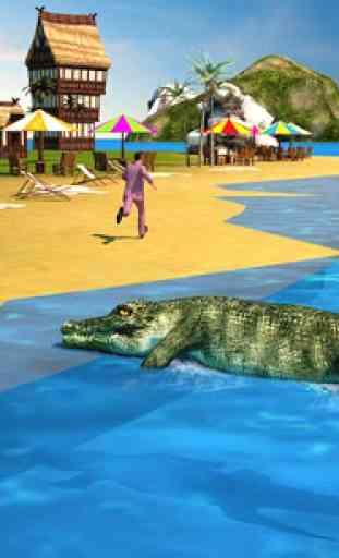Crocodile Attack 2019 1