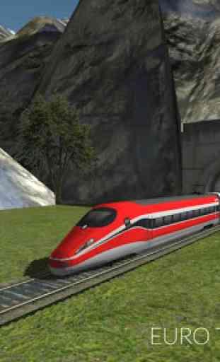 Euro Train Simulator 2