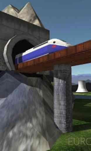 Euro Train Simulator 4