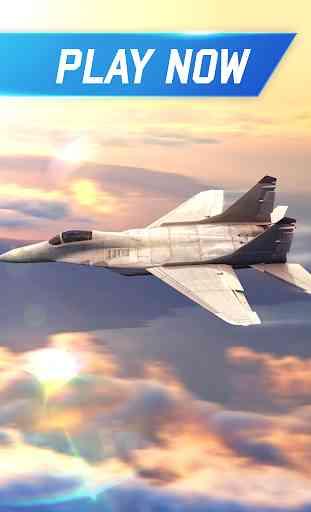 Flight Pilot Simulator 3D Free 2
