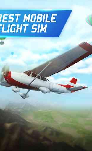 Flight Pilot Simulator 3D Free 3