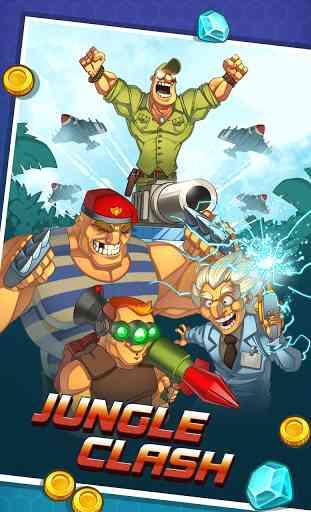 Jungle Clash 1