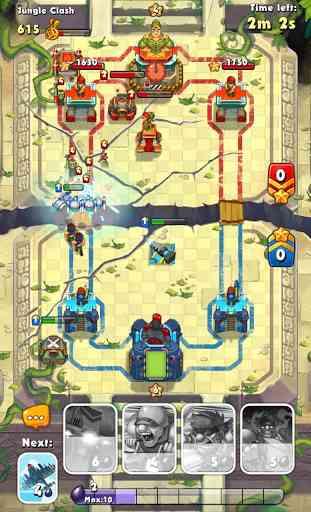 Jungle Clash 4