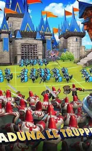 Lords Mobile: Guerra del Regno - Battaglia MMO RPG 3