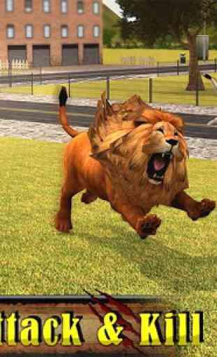 Rage Of Lion 3