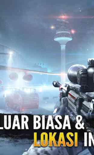 Sniper fury: Top shooting game - FPS gun games 2